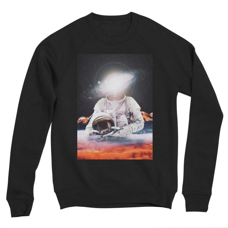 Mr. Galaxy Women's Sponge Fleece Sweatshirt by nicebleed
