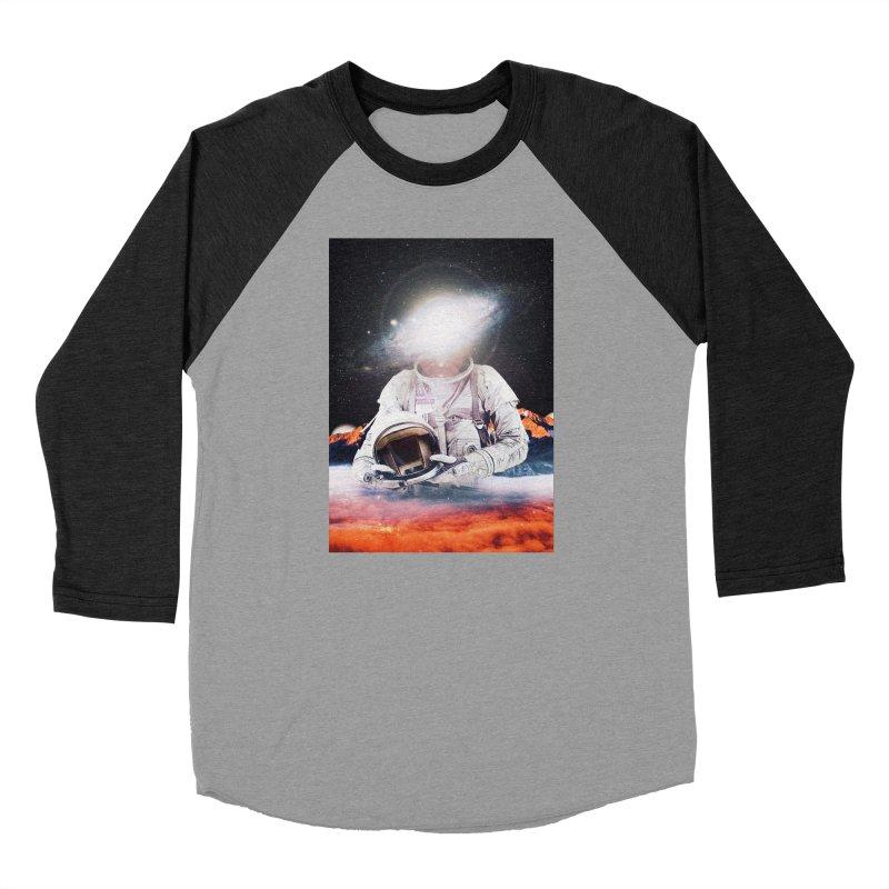 Mr. Galaxy Women's Baseball Triblend Longsleeve T-Shirt by nicebleed
