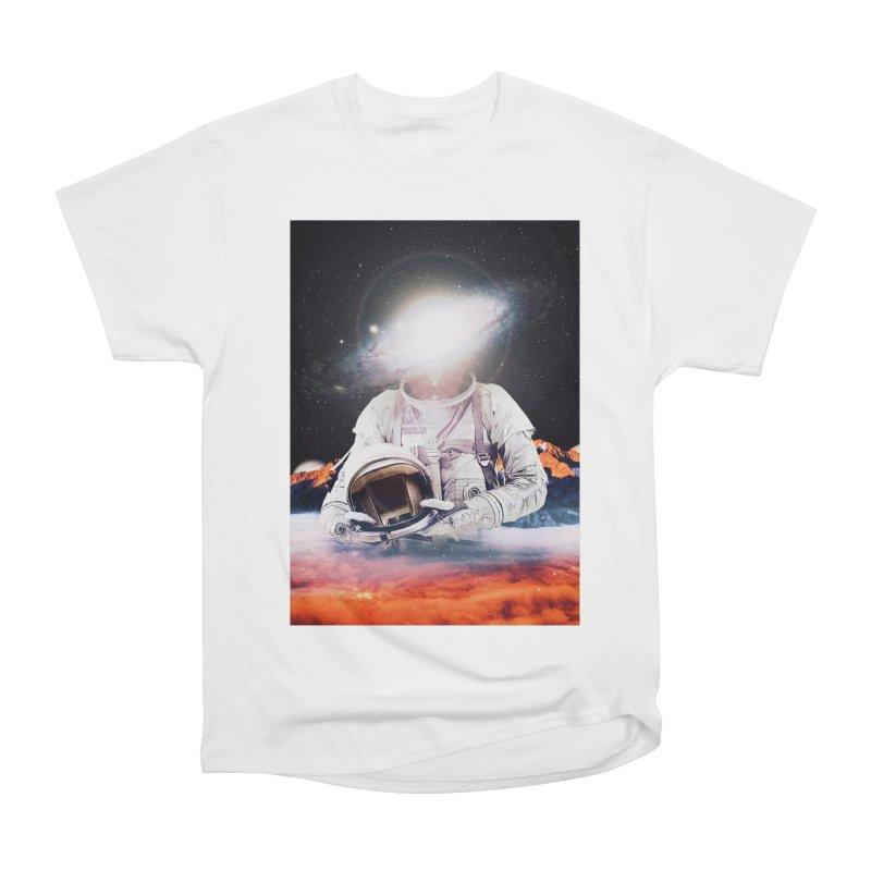 Mr. Galaxy Women's Heavyweight Unisex T-Shirt by nicebleed