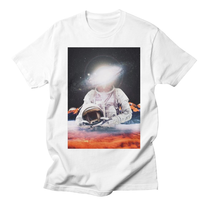 Mr. Galaxy Women's Regular Unisex T-Shirt by nicebleed