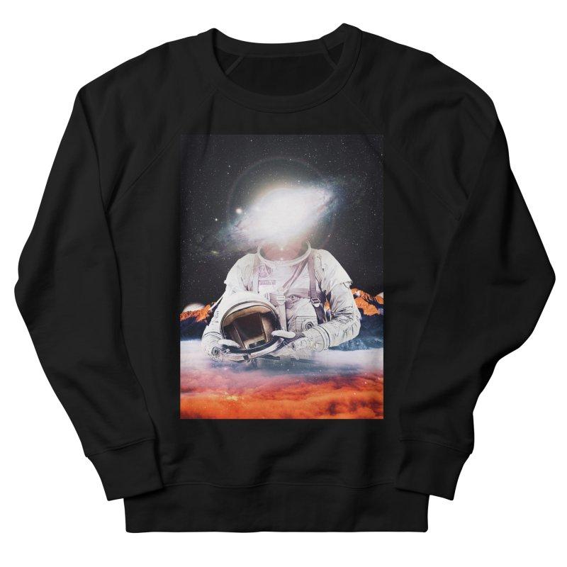 Mr. Galaxy Men's French Terry Sweatshirt by nicebleed