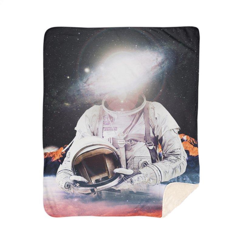 Mr. Galaxy Home Sherpa Blanket Blanket by nicebleed