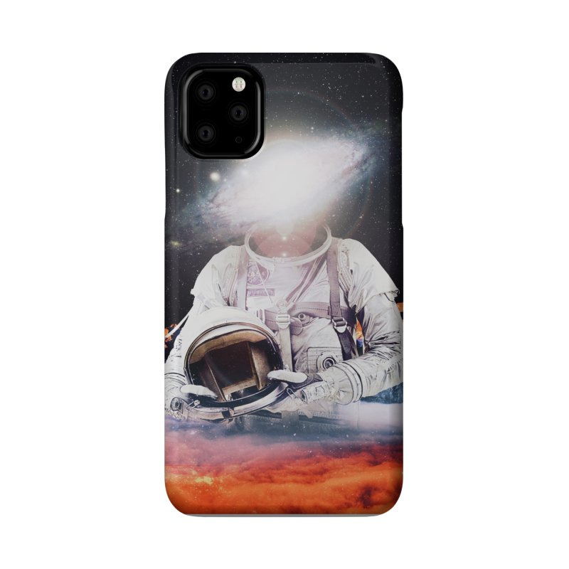 Mr. Galaxy Accessories Phone Case by nicebleed
