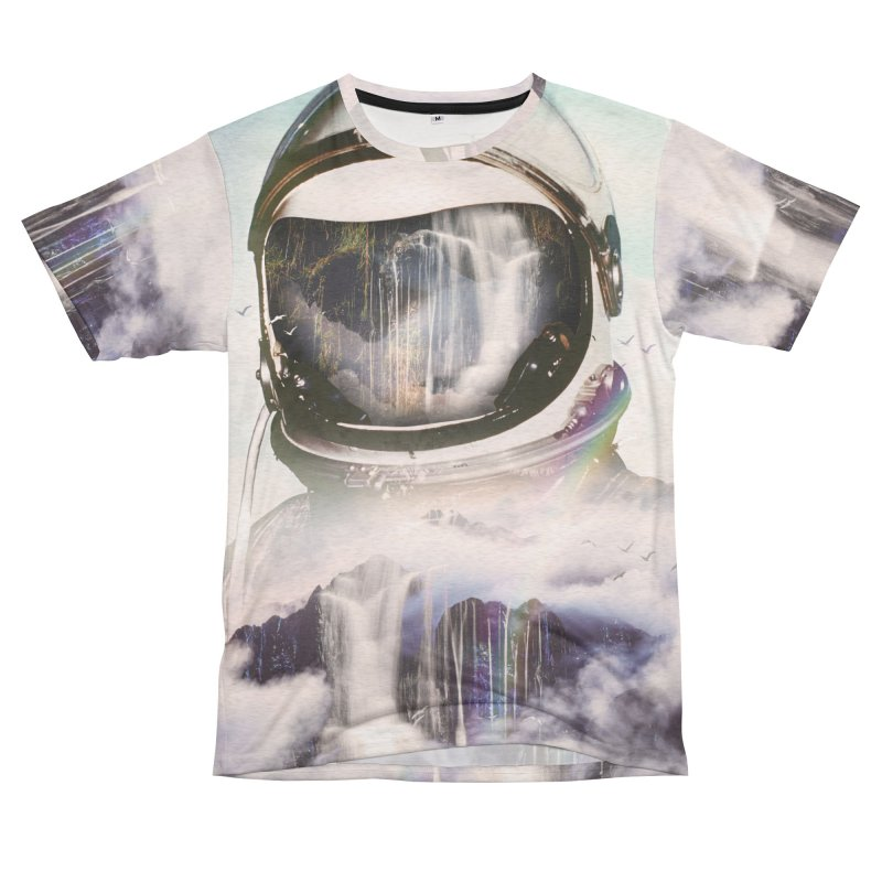 The Spectator Men's French Terry T-Shirt Cut & Sew by nicebleed