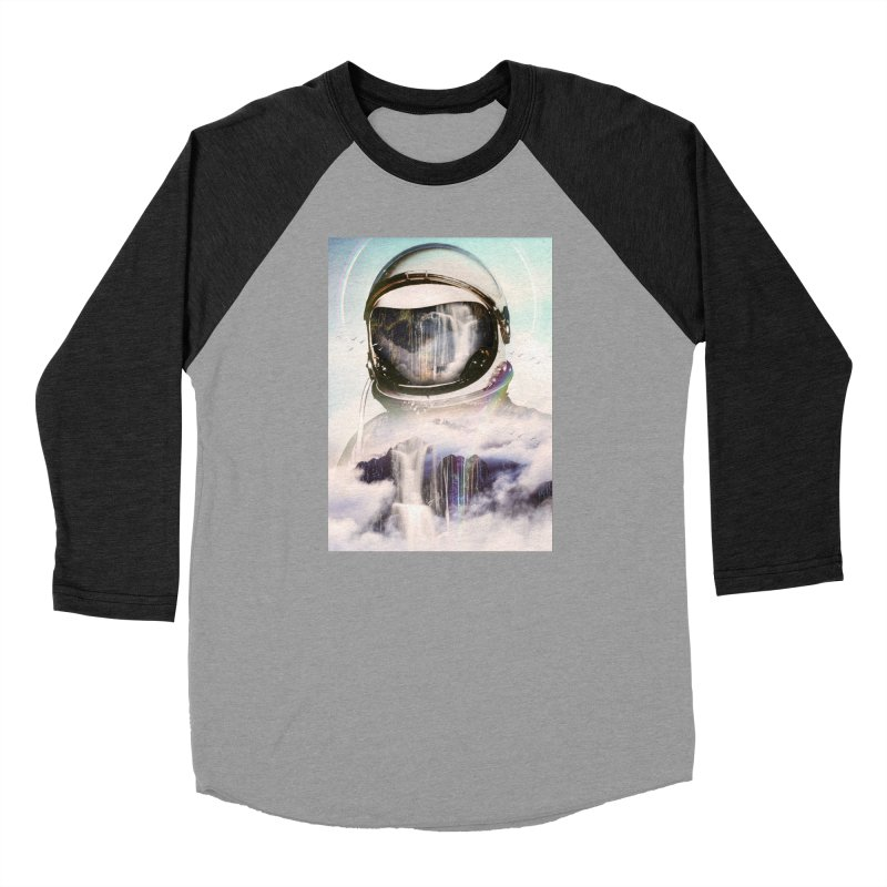 The Spectator Women's Baseball Triblend Longsleeve T-Shirt by nicebleed