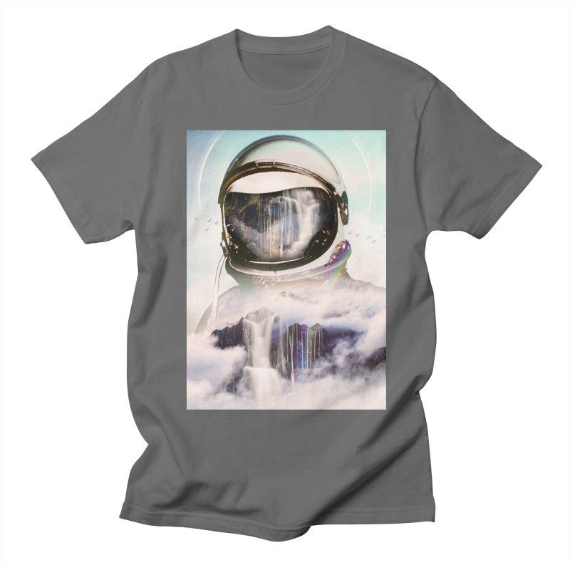 The Spectator Men's Regular T-Shirt by nicebleed