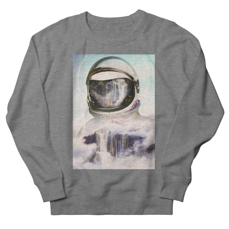 The Spectator Men's French Terry Sweatshirt by nicebleed