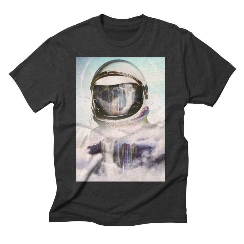 The Spectator Men's Triblend T-Shirt by nicebleed