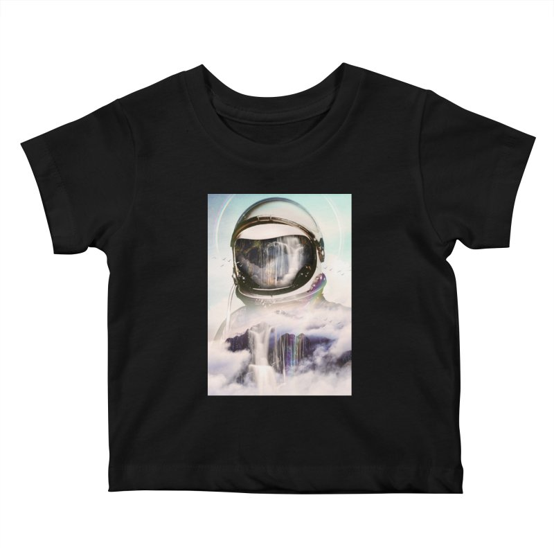 The Spectator Kids Baby T-Shirt by nicebleed