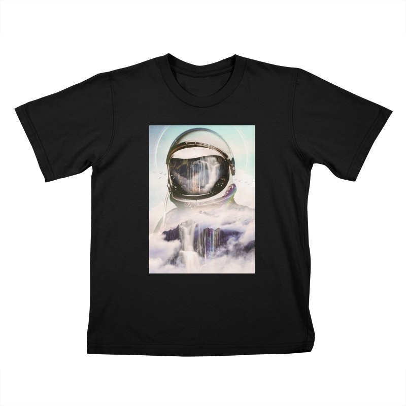 The Spectator Kids T-Shirt by nicebleed