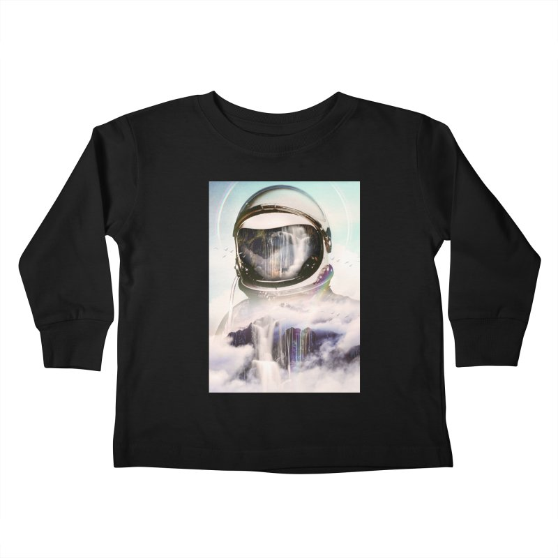 The Spectator Kids Toddler Longsleeve T-Shirt by nicebleed