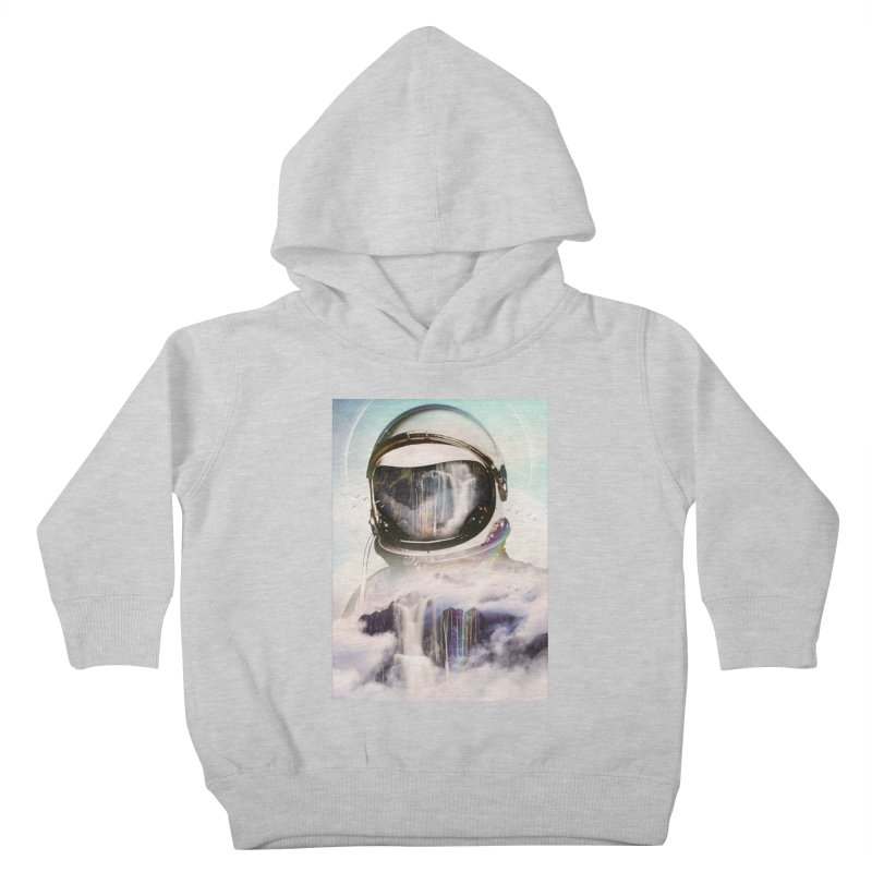 The Spectator Kids Toddler Pullover Hoody by nicebleed