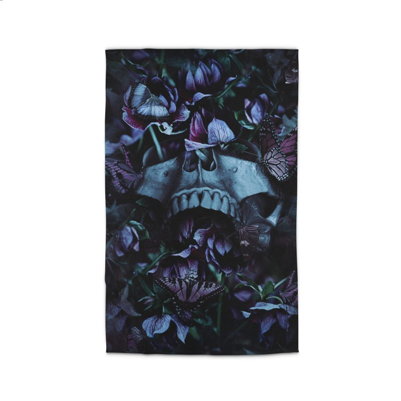 Blossom Death Home Rug by nicebleed
