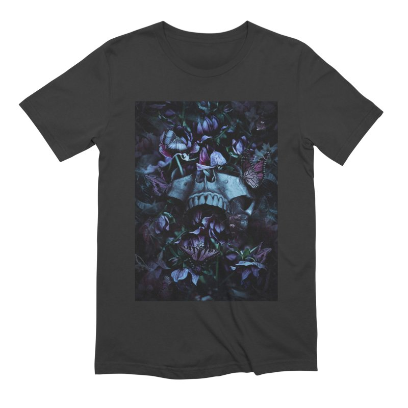 Blossom Death Men's Extra Soft T-Shirt by nicebleed