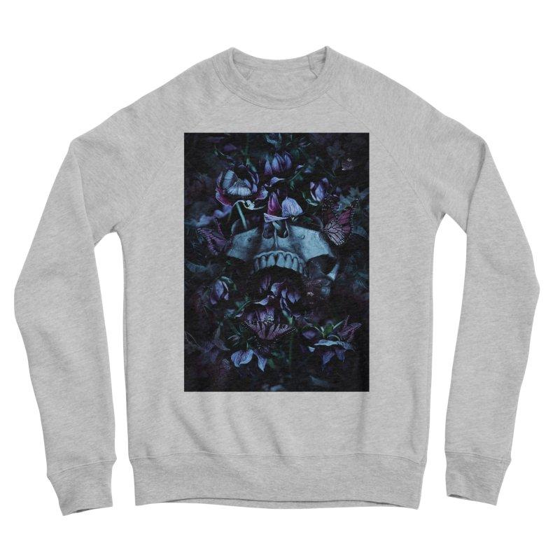 Blossom Death Women's Sponge Fleece Sweatshirt by nicebleed