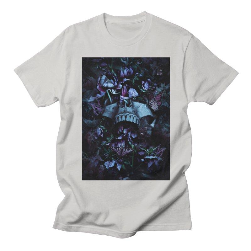Blossom Death Women's Regular Unisex T-Shirt by nicebleed