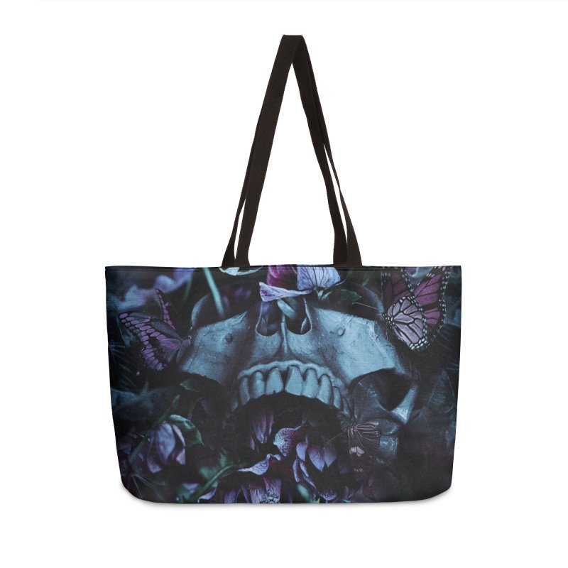 Blossom Death Accessories Weekender Bag Bag by nicebleed