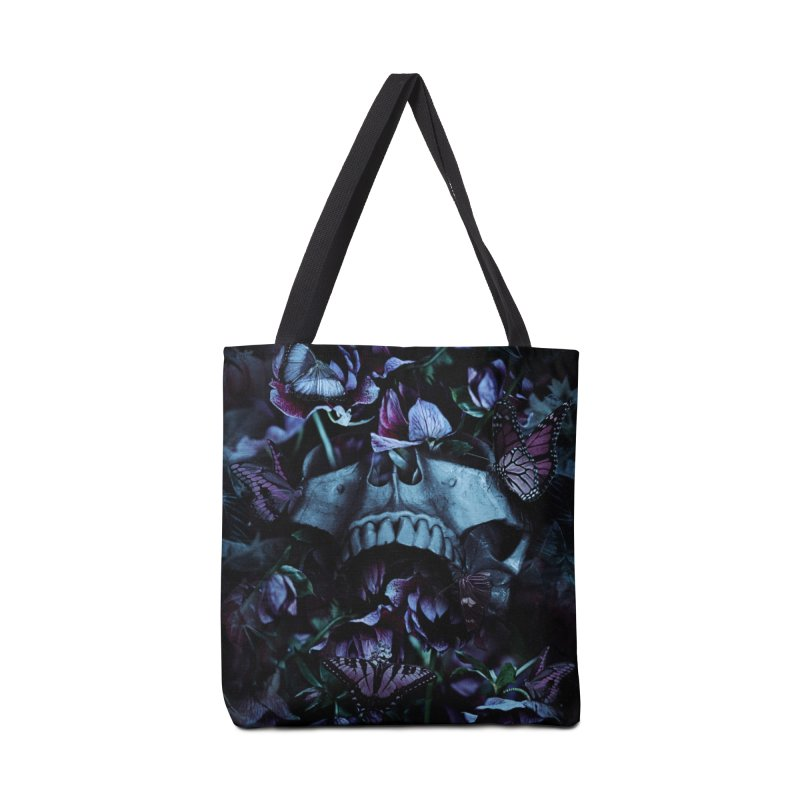 Blossom Death Accessories Tote Bag Bag by nicebleed