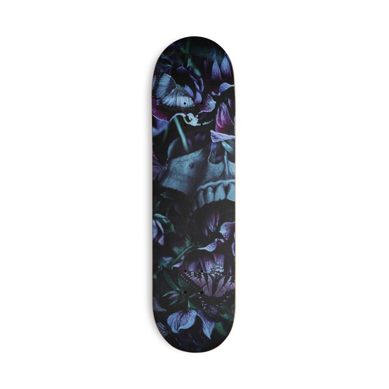 Blossom Death Accessories Deck Only Skateboard by nicebleed