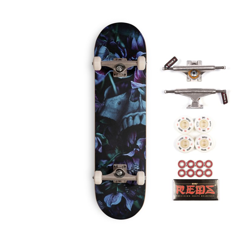 Blossom Death Accessories Complete - Pro Skateboard by nicebleed