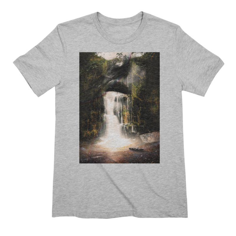 The Source Men's Extra Soft T-Shirt by nicebleed