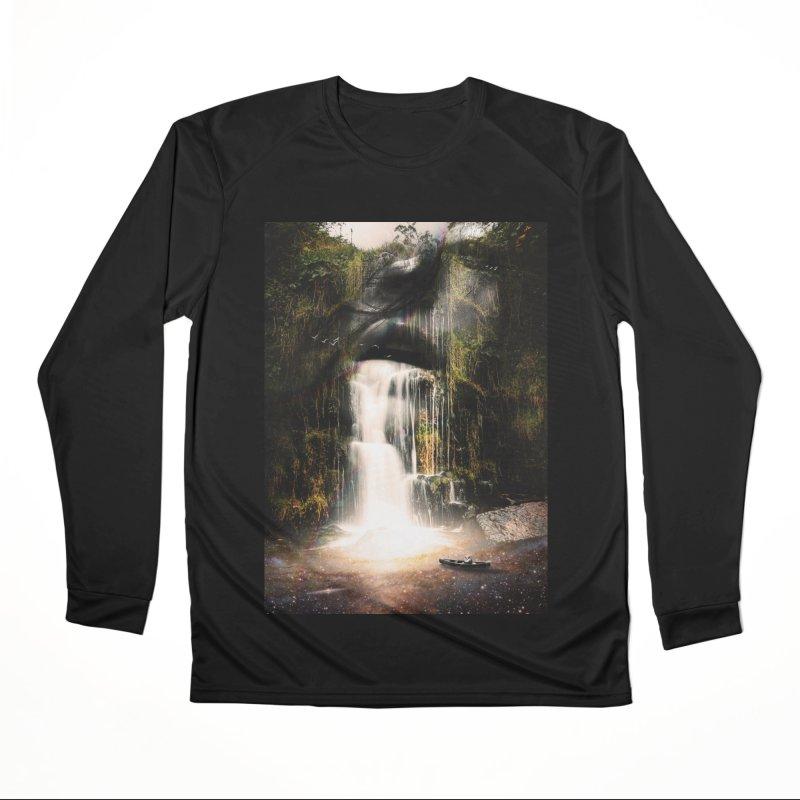 The Source Women's Performance Unisex Longsleeve T-Shirt by nicebleed