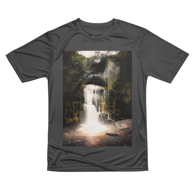The Source Men's Performance T-Shirt by nicebleed