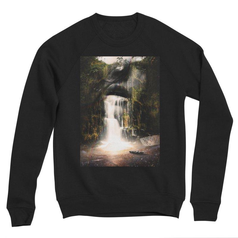 The Source Women's Sponge Fleece Sweatshirt by nicebleed