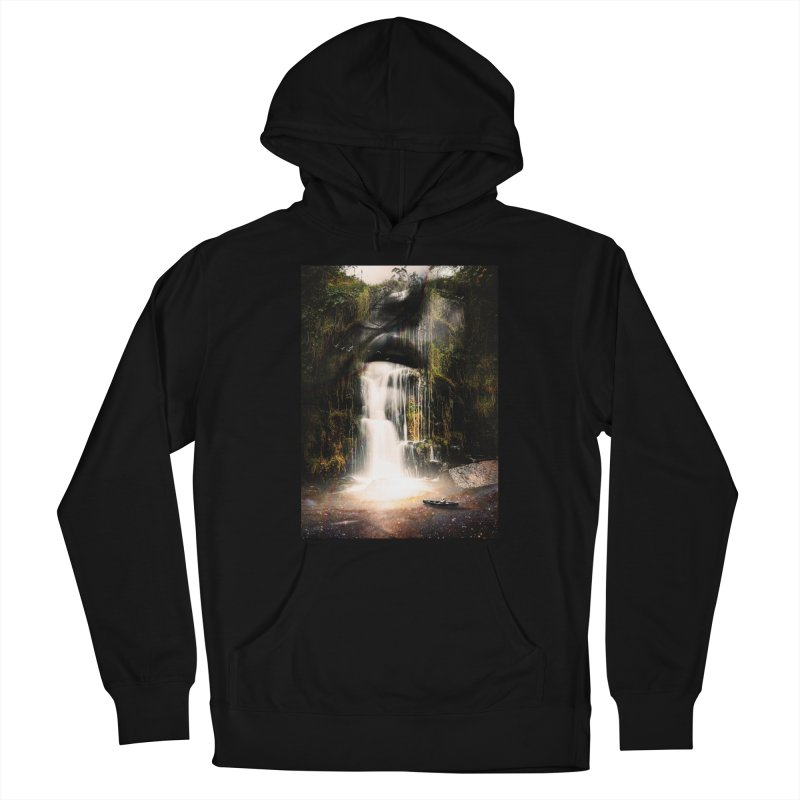 The Source Men's French Terry Pullover Hoody by nicebleed