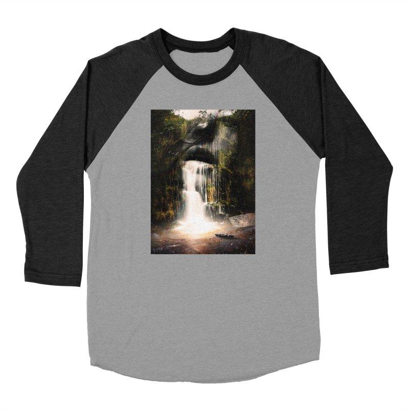 The Source Women's Baseball Triblend Longsleeve T-Shirt by nicebleed