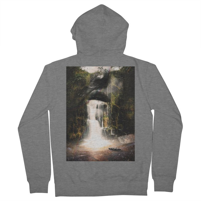The Source Women's French Terry Zip-Up Hoody by nicebleed