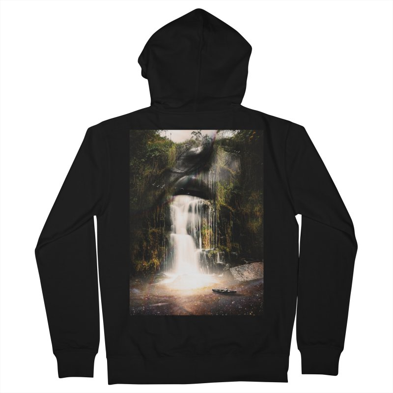 The Source Men's French Terry Zip-Up Hoody by nicebleed