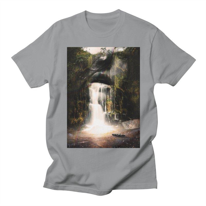 The Source Men's Regular T-Shirt by nicebleed