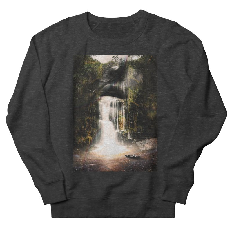 The Source Men's French Terry Sweatshirt by nicebleed
