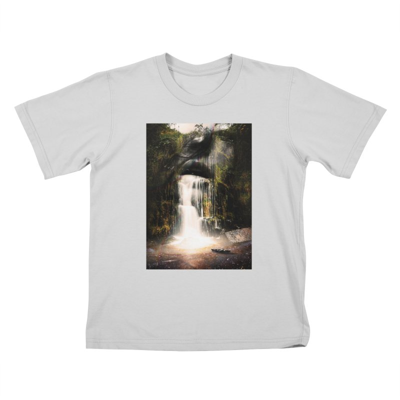 The Source Kids T-Shirt by nicebleed