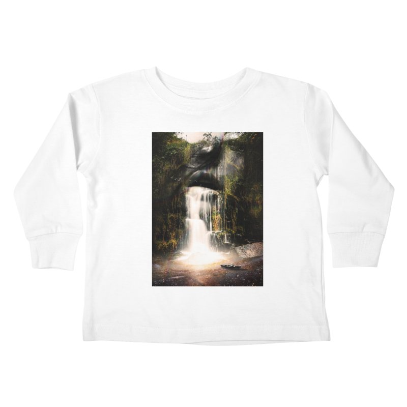 The Source Kids Toddler Longsleeve T-Shirt by nicebleed