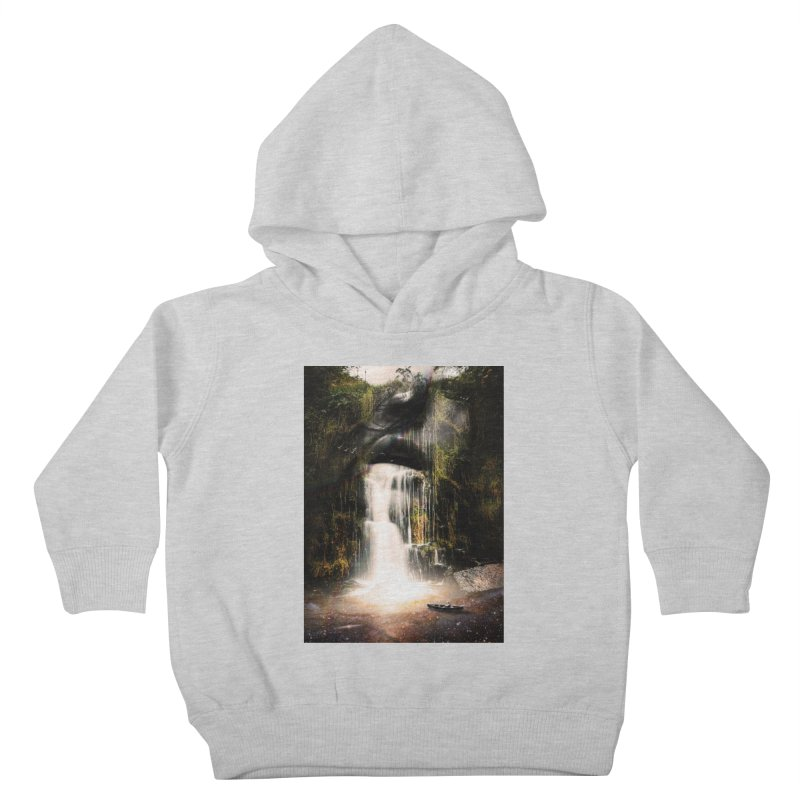 The Source Kids Toddler Pullover Hoody by nicebleed