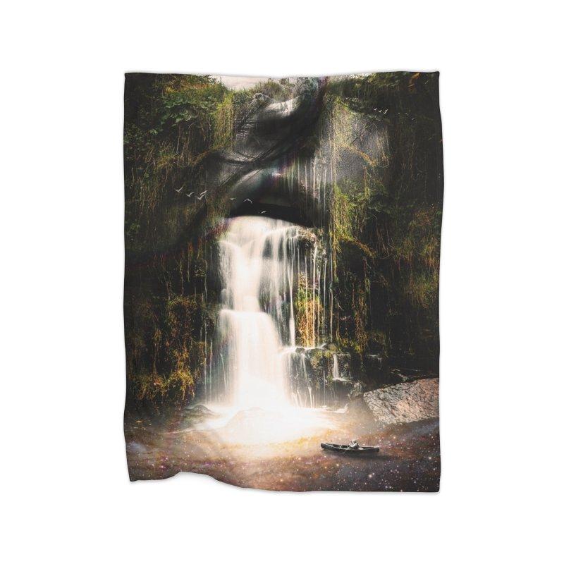 The Source Home Fleece Blanket Blanket by nicebleed