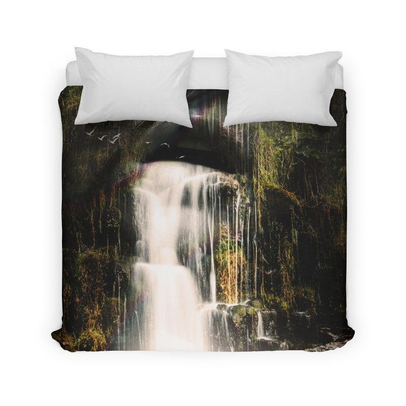 The Source Home Duvet by nicebleed