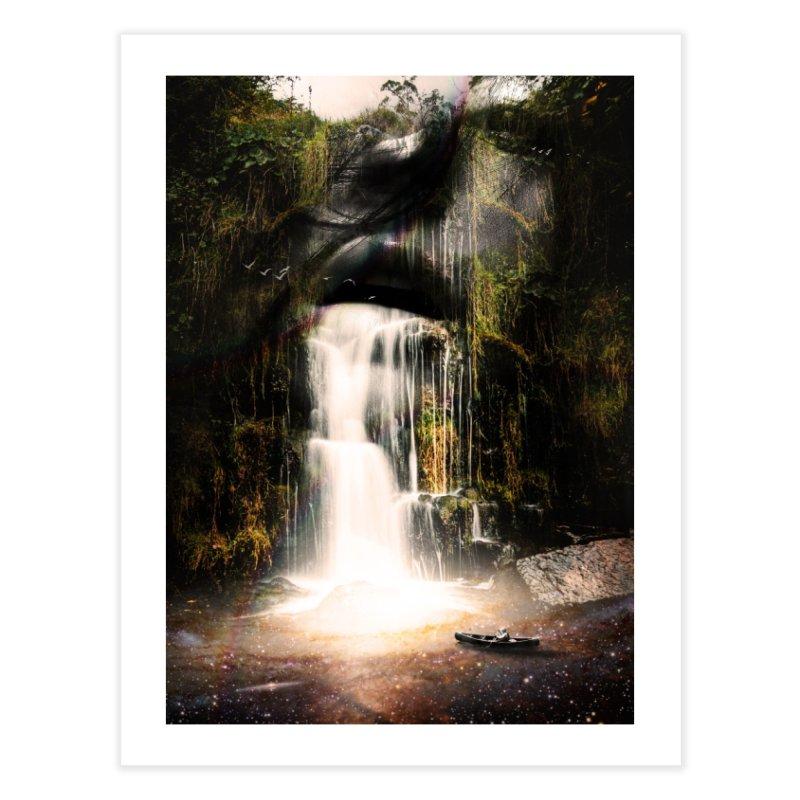 The Source Home Fine Art Print by nicebleed