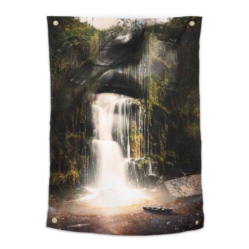 The Source Home Tapestry by nicebleed