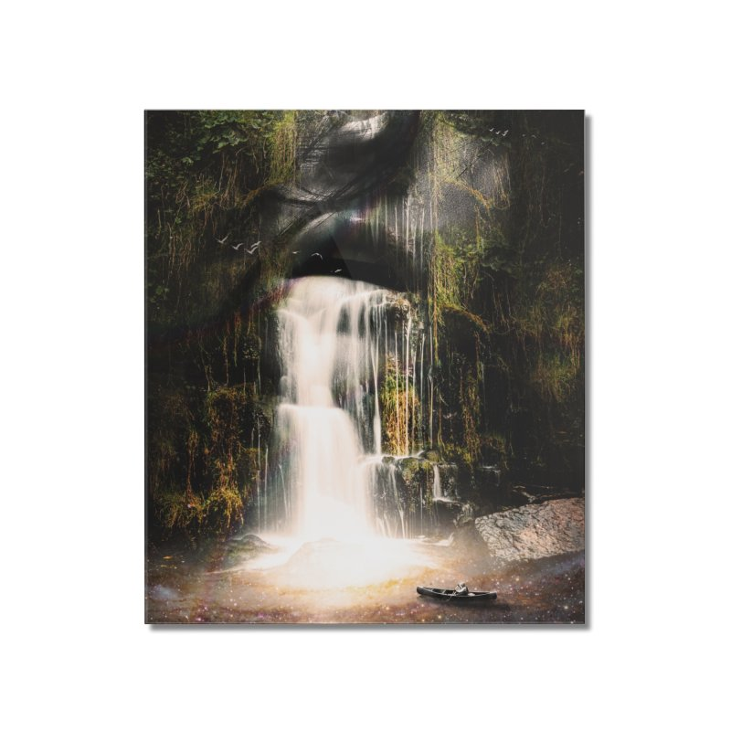 The Source Home Mounted Acrylic Print by nicebleed