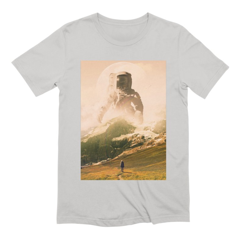 A Visit Men's Extra Soft T-Shirt by nicebleed