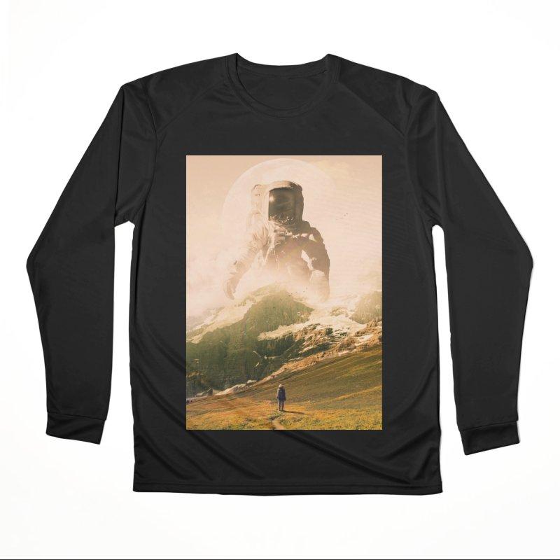 A Visit Women's Performance Unisex Longsleeve T-Shirt by nicebleed