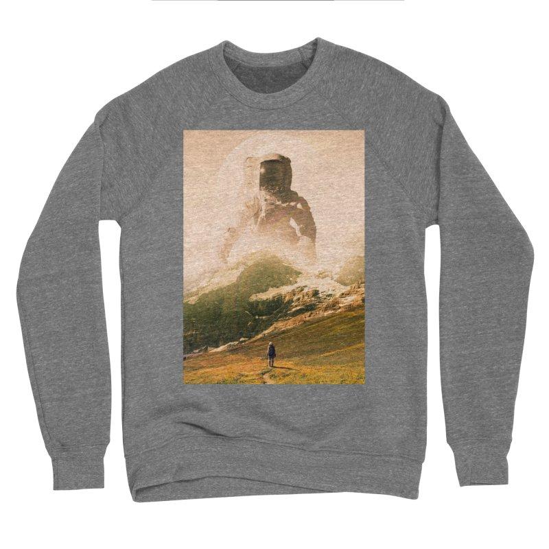A Visit Women's Sponge Fleece Sweatshirt by nicebleed