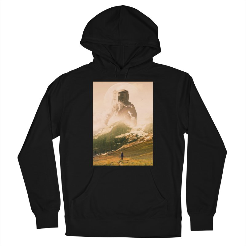 A Visit Women's French Terry Pullover Hoody by nicebleed