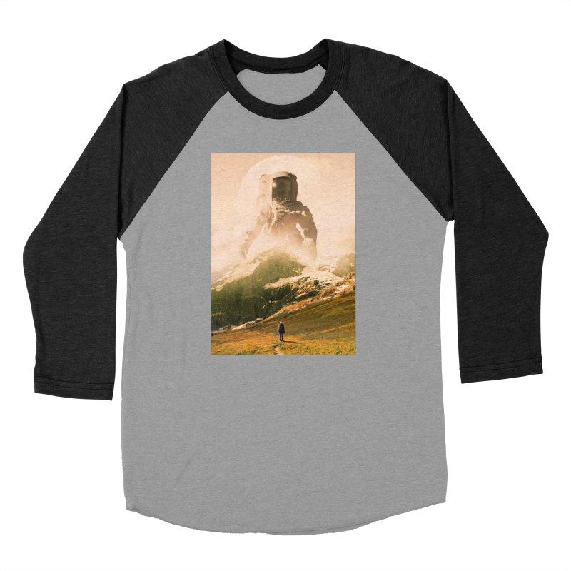 A Visit Women's Baseball Triblend Longsleeve T-Shirt by nicebleed