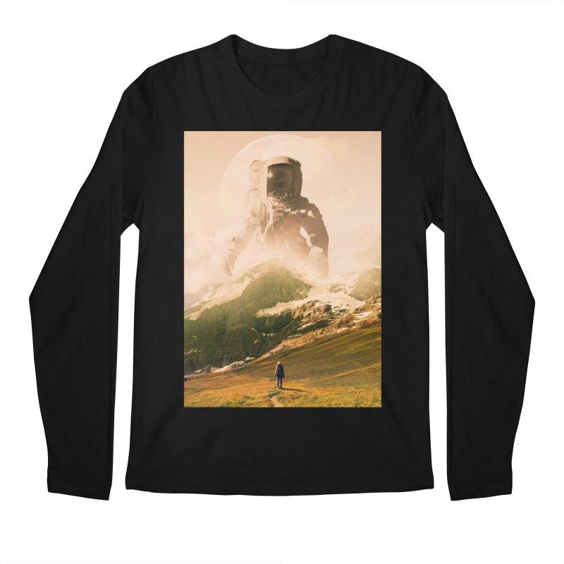 A Visit Men's Regular Longsleeve T-Shirt by nicebleed