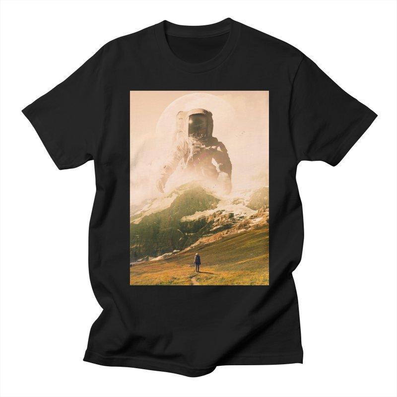 A Visit Women's Regular Unisex T-Shirt by nicebleed