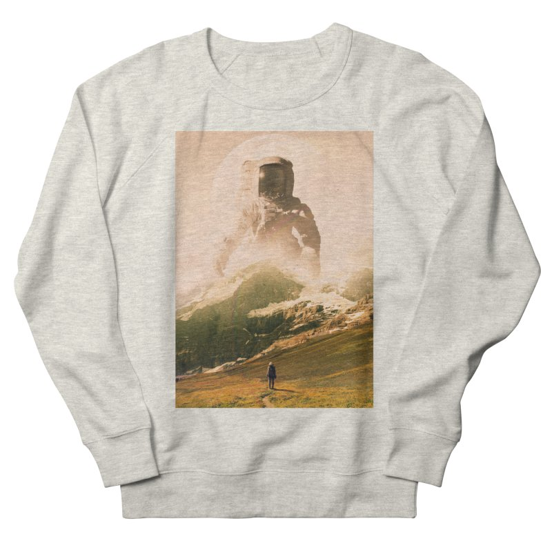 A Visit Women's French Terry Sweatshirt by nicebleed